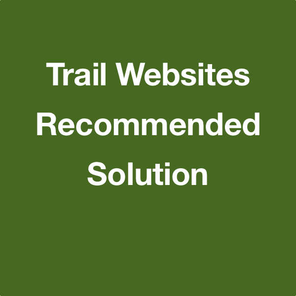 Trail Websites Recommended